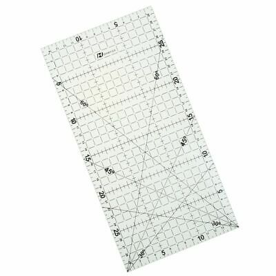 Patchwork Ruler For School Office Supply 1Pc Tool Acrylic Material Transparent