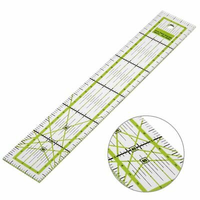 Ruler Transparent 1pc School Office Stationery Acrylic Sewing Patchwork Handmade