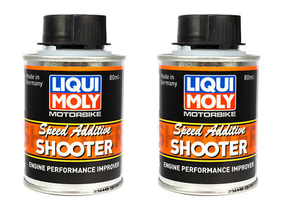 Motorbike Speed Shooter Motorrad Additiv Speedadditiv 160 ml LIQUI MOLY Speed