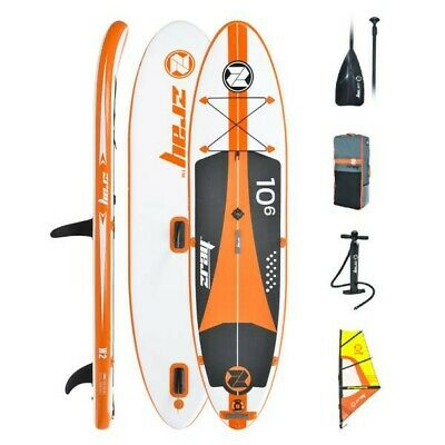 Stand Up Paddle Zray Sup W2 plus Voile