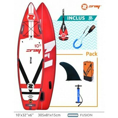 Stand Up Paddle Fury F1 Zray Longueur 305