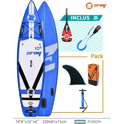 Stand Up Paddle Fury F2 Zray Longueur 320