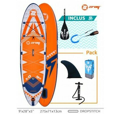 Stand Up Paddle X0 X-Rider Zray 9'