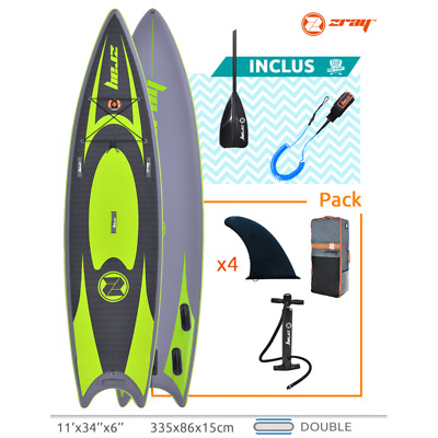 Stand Up Paddle S2 Snapper Zray 11'