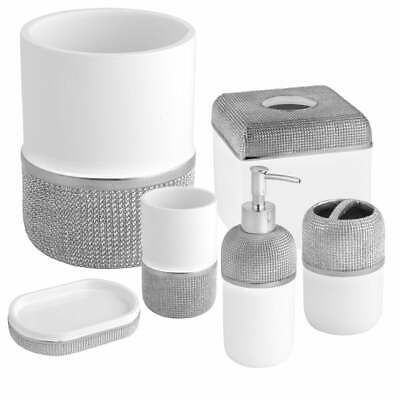 Ceramic Bath Accessory Collection Set or Separates -