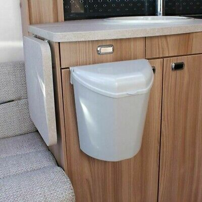 Leisurewize Caravan, Motorhomes, Boats & Home Cupboard Compact 6L Small Mini Bin