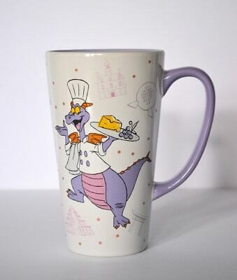 Disney Parks EPCOT Food And Wine Festival 2019 Annual Passholder Figment Mug New