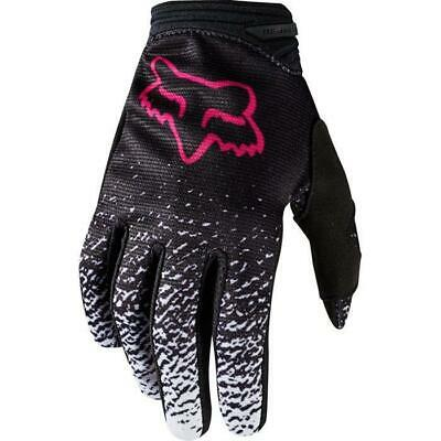 FOX WOMEN DIRTPAW GLOVE Motocross Damen Handschuhe 2018 - schwarz pink Motocross