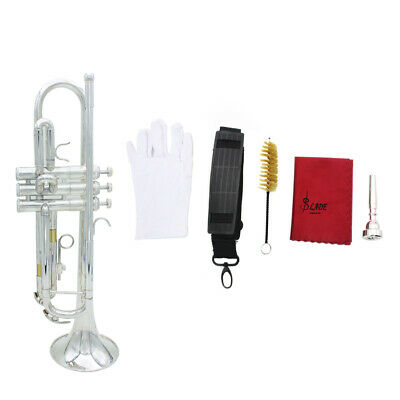 LADE TRUMPET- pro GOLDEN MARCHING CONCERT FOR SCHOOL BAND TRUMPETS-Bb B R0C6