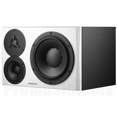 """Dynaudio LYD-48 White - Left - 4/8"""" Near/Mid-field 3 Way Monitor *NEW* lyd48 wh"""