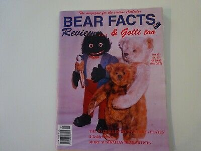 BEAR FACTS REVIEW & GOLLI TOO-NUMBER 15-July 1997
