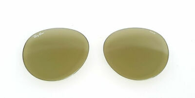 Lenti Ricambio Ray Ban Round 3475 50 4C Light Green Evolve Lenses Verde Chiaro