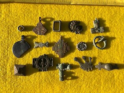 Antique Viking group of Artifacts 800-1100 A.D.