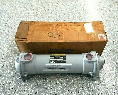 New American Industrial Ab-1002-C6-Tp Heat Exchanger Ab1002C6Tp