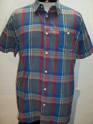 ELEMENT Mens XL X-Large Button-up shirt Combine ship Discount