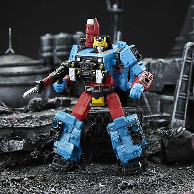 HASBRO Transformers GENERATIONS SELECTS DELUXE CLASS [HOT SHOT] in stock