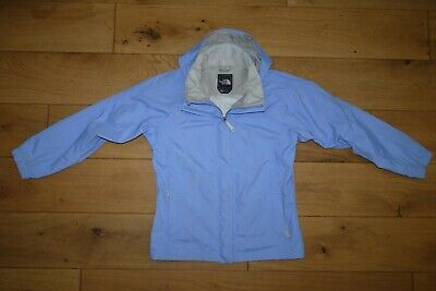 The North Face Hyvent Lightweight Jacket Blue Girl's Size L