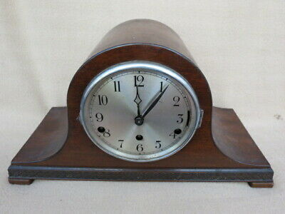 Vintage Westminster Whittington Chime Mantel Clock For Tlc
