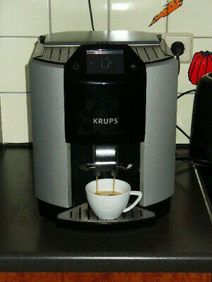 Kaffee – Vollautomat  KRUPS EA9000 One-Touch-Capuccino