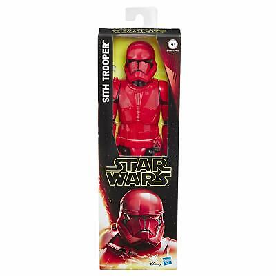 "Star Wars Hero Series 12"" Sith Trooper The Rise of Skywalker Toy Action Figure"