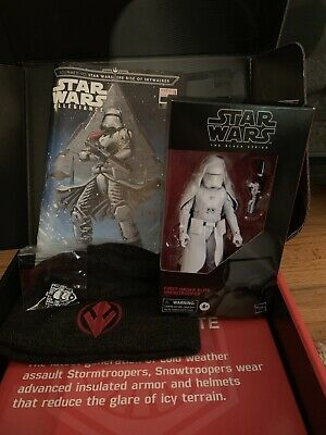 star wars black series Collectors Box *Sold Out*