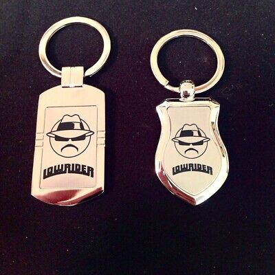 Lowrider magazine authentic dope Latino badass cholo Official cool keychain 5pcs