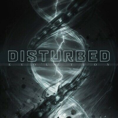 NEW Evolution (Deluxe); Disturbed 2018 CD, Metal, Hard Rock, Are You Ready, Repr