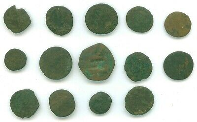 14 Ancient Coins Some Roman Coins Lot 23