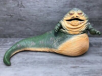 Star Wars 2014 The Black Series Jabba The Hutt 6 Inch Scale Loose