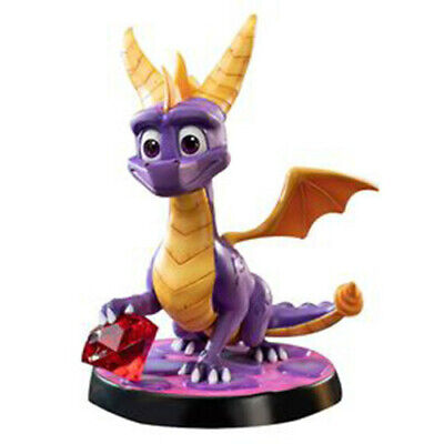 Officially Licensed Spyro the Dragon 8-inch Tall PVC Made Stylized Statue
