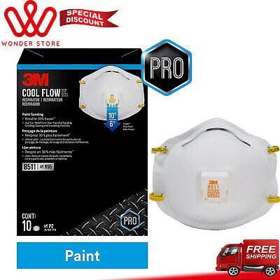 3m 8511pb1-a-ps particulate n95 mask