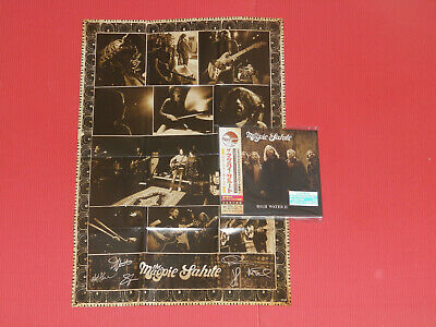2019 Japan Cd The Magpie Salute High Water Ii W/ Poster Two Bonus Tracks Digipak