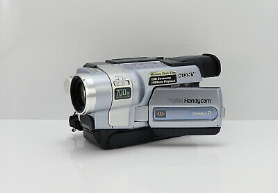 Sony Handycam Dcr-Trv355E Camcorder Hi8 / 8Mm / Digital 8 Video-8 Video Tape