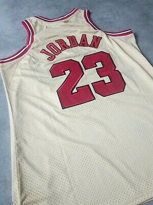 Maillot Jordan taille L 1995-96 NBA Mitchell And Ness