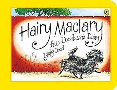 Hairy Maclary from Donaldson's Dairy by Lynley Dodd 9780670913503 | Brand New