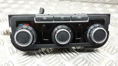 Volkswagen Golf (mk6) 2009 On Heater Climate Control Assembly+WARRANTY