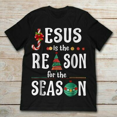 Kirk Franklin Jesus Is The Reason For The Black T Shirt. Best Christmas Gift.