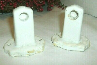Antique Porcelain Toilet Paper Holder