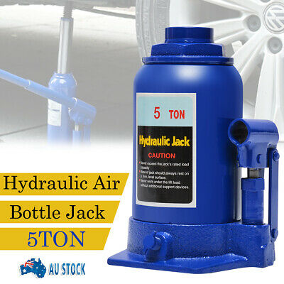 5 Ton High Quality Hydraulic Bottle Jack For Car Truck Caravan 4WD House AUS