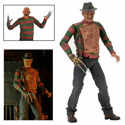 "Nightmare on Elm Street Freddy Ultimate Dream Warriors 7"" Action New Figure"