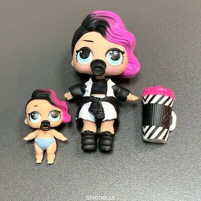 "LOL SURPRISE Dolls Rocker Series 1 big sister 3"" toy baby girl Gift LIMITED"