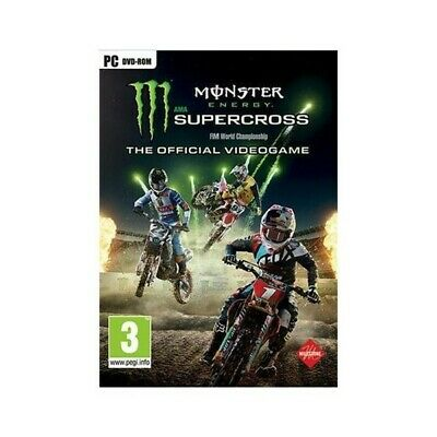 Milestone Pc Monster Energy Supercross The Official Videogame