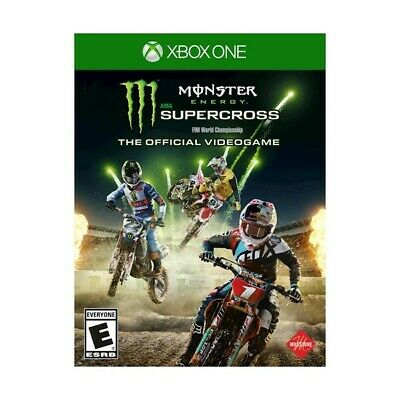 Koch Media Milestone Xone Monster Energy Supercross