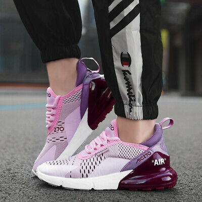 Women's Air Cushion Sneakers Casual Sports Athletic Tennis Running Shoes Zapatos