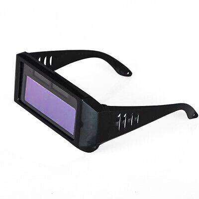 Solar Auto Darkening Welding Helmet Eyes Goggle Welder Glasses Arc