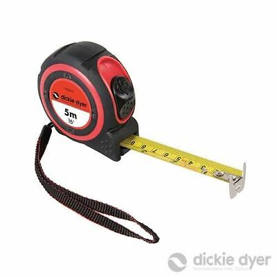 Dickie Dyer Tape Measure 5m / 16ft x 25mm 952414