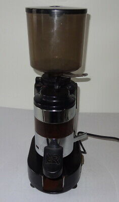 Boema RR45 Commercial Coffee Grinder Works Well No Reserve Bargain!
