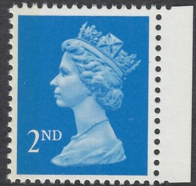 1993  2nd  LITHO QUESTA  LEFT BAND  BOOKLET STAMP  SG 1451aEb   MNH
