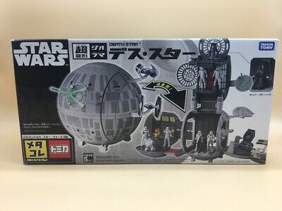 Star Wars Death Star Takara Tomy Japan Big  Very Rare New