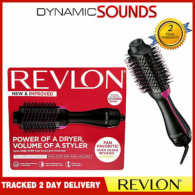 Revlon Pro Collection Salon One Step Hair Dryer and Volumiser - RVDR 5222 NEW